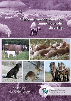 Utilisation and conservation of farm animal genetic resources -