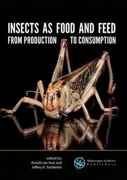 Insects as food and feed: from production to consumption