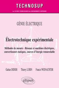 électrotechnique expérimentale