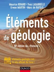 éléments géologie