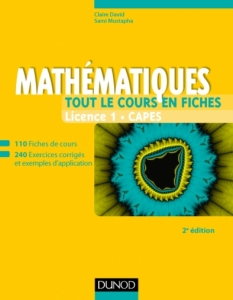 mathématiques fiches